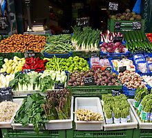 Fruits & Veggies for Sale by Lee d'Entremont