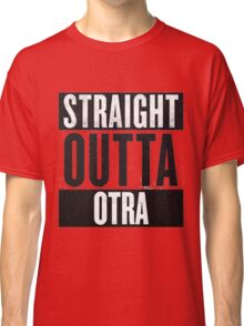 Straight Otta Otra (One Direction) Classic T-Shirt