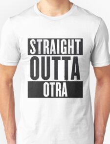 Straight Otta Otra (One Direction) Unisex T-Shirt