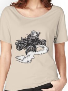 Old Time Rodent T-shirt Women's Relaxed Fit T-Shirt