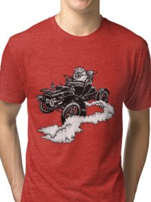 Old Time Rodent T-shirt Tri-blend T-Shirt