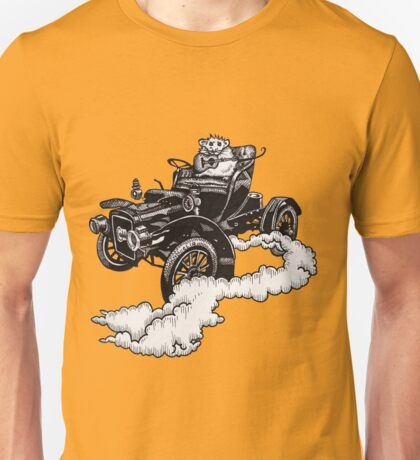 Old Time Rodent T-shirt Unisex T-Shirt