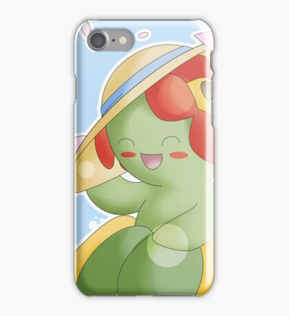 Bellossom in Sun Hat iPhone Case/Skin