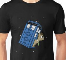 The Doctor and his TARDIS Unisex T-Shirt