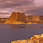 Lake Powell. Arizona by David Chesluk
