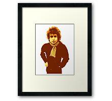 Bob Dylan Blonde on Blonde Framed Print