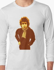Bob Dylan Blonde on Blonde Long Sleeve T-Shirt