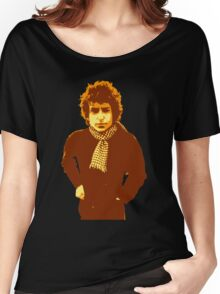 Bob Dylan Blonde on Blonde Women's Relaxed Fit T-Shirt