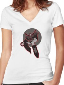 VolTRON Women's Fitted V-Neck T-Shirt