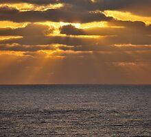 Lanzarote Sunrise by Neil Evans