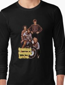 CCR Creedence Clearwater Revival T-Shirt Long Sleeve T-Shirt