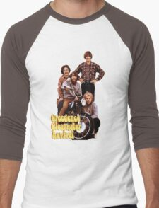 CCR Creedence Clearwater Revival T-Shirt Men's Baseball ¾ T-Shirt
