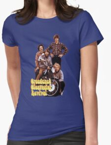 CCR Creedence Clearwater Revival T-Shirt Womens Fitted T-Shirt