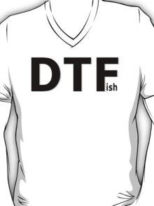 DTFish - Fishing T-shirt T-Shirt