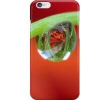 Redburst iPhone Case/Skin