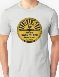 Sun Records T-Shirt T-Shirt