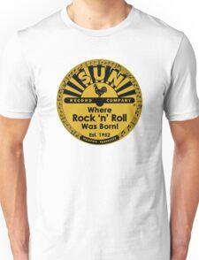 Sun Records T-Shirt Unisex T-Shirt
