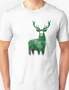 Digital Stag Unisex T-Shirt