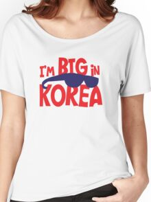 I'm BIG  in KOREA Women's Relaxed Fit T-Shirt