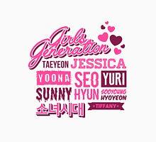 SNSD Girls' Generation Collage T-Shirt