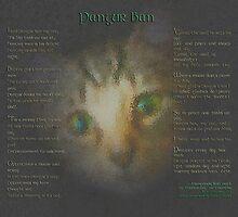 """Pangur Ban by Edmond J. [""""Skip""""] O'Neill"""