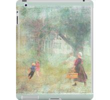 Two Worlds iPad Case/Skin