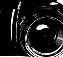 Photographer not Terrorist Sticker