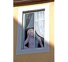 Faux Window Photographic Print