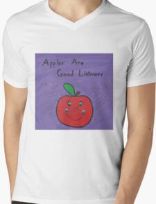 Apples Are Good Listeners T-Shirt