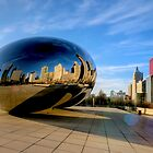 Cloud Gate by Steve Ivanov
