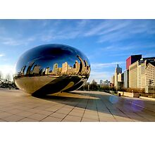 Cloud Gate Photographic Print