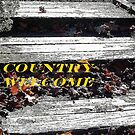 Country Welcome by Bea Godbee