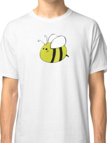 Hand Drawn Bumble Bee Classic T-Shirt