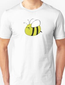 Hand Drawn Bumble Bee Unisex T-Shirt