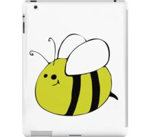 Hand Drawn Bumble Bee iPad Case/Skin