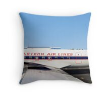 Out on a Wing Throw Pillow