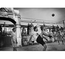 Kataw Game - Savannakhet, Laos Photographic Print