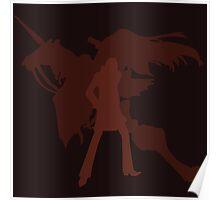 Shinjiro - Castor Persona 3 Poster