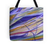Abstract 1 Digitally Enhanced 6  Tote Bag