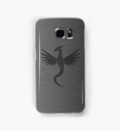 Engraved Effect Dragon Samsung Galaxy Case/Skin