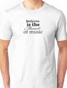Beethoven or Mozart? Unisex T-Shirt