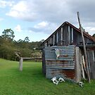 Historic Shed, Ocean and Earth Farmstay by Catherine Davis