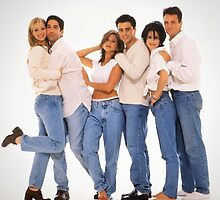Friends jeans by alimaric