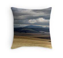 Rural colours Throw Pillow