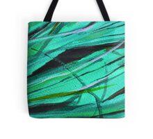 Abstract 1 Digitally Enhanced 5  Tote Bag