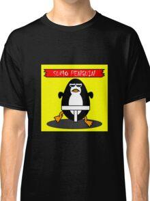 sumo penguin Classic T-Shirt