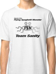 Church of the Flying Spaghetti Monster - black Classic T-Shirt