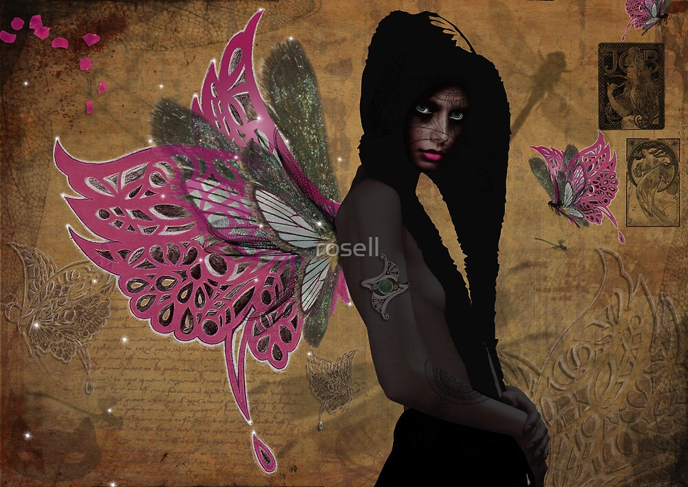 The Dark Fey  by rosell
