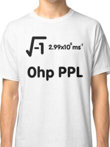 i c dead ppl Classic T-Shirt