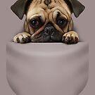 POCKET DOG by MEDIACORPSE